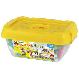 Gakkenニューブロック わくわくバラエティ70BOXおもちゃ こども 子供 知育 勉強 2歳