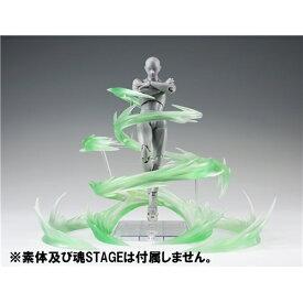 魂EFFECT WIND Green Ver. フィギュア