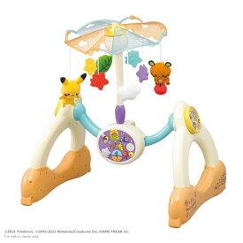 モンポケ 7ステップメリージムおもちゃ こども 子供 知育 勉強 ベビー 0歳 ポケモン