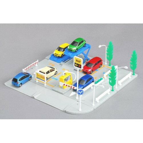 トミカタウン 立体パーキング タイムズ おもちゃ こども 子供 男の子 ミニカー 車 くるま 3歳