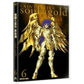 聖闘士星矢 黄金魂 -soul of gold- 6《特装限定版》 (初回限定) 【DVD】