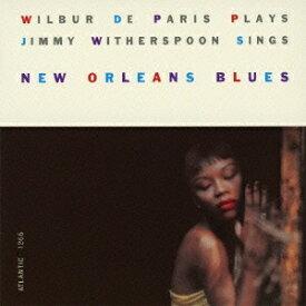 ウィルバー・ド・パリス&ジミー・ウィザースプーン/ニューオーリンズ・ブルース (初回限定) 【CD】