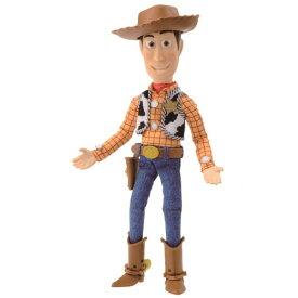 トイ・ストーリー4 リアルポージングフィギュア ウッディ おもちゃ こども 子供 女の子 人形遊び 3歳 トイストーリー