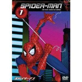 スパイダーマン 新アニメシリーズ Vol.1 【DVD】