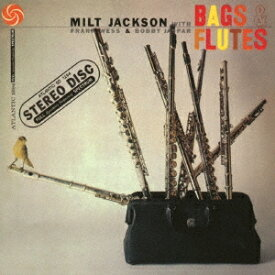 ミルト・ジャクソン/バグス&フルート《完全限定盤》 (初回限定) 【CD】