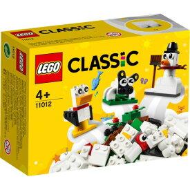 LEGO レゴ クラシック 白のアイデアボックス 11012おもちゃ こども 子供 レゴ ブロック 4歳