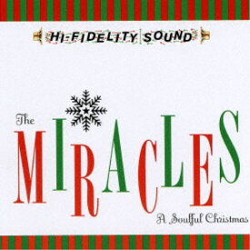 THE MIRACLES/SOULFUL CHRISTMAS 【CD】
