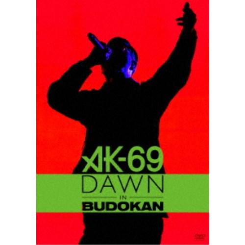 AK-69/DAWN in BUDOKAN《通常版》 【DVD】