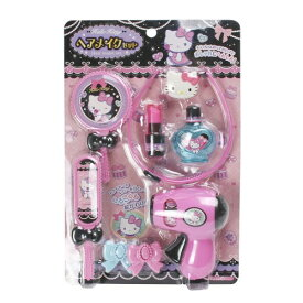 ハローキティ ヘアメイクセット おもちゃ こども 子供 女の子 メイク セット 3歳