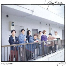 Hey! Say! JUMP/Your Song《通常盤》 【CD】