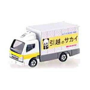 トミカ 029 三菱キャンター 引越のサカイ(ブリスター)
