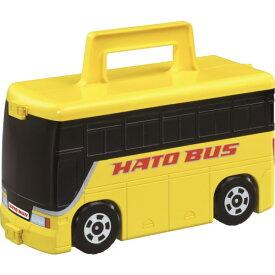 トミカで観光! はとバスおかたづけカバンおもちゃ こども 子供 男の子 ミニカー 車 くるま 3歳