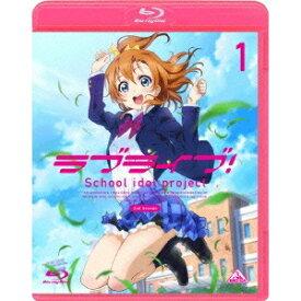 ラブライブ! 2nd Season 1 【Blu-ray】