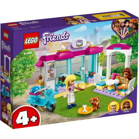 LEGO レゴ フレンズ ハートレイクシティのパン屋さん 41440おもちゃ こども 子供 レゴ ブロック 4歳