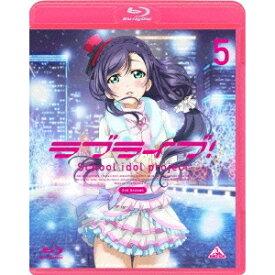 ラブライブ! 2nd Season 5《通常版》 【Blu-ray】