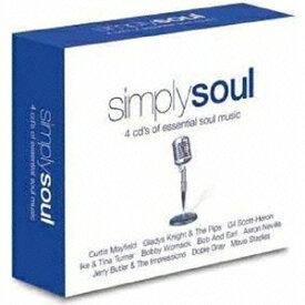 (V.A.)/SIMPLY SOUL 【CD】