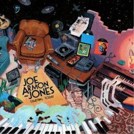 ジョー・アーモン・ジョーンズ/Starting Today 【CD】