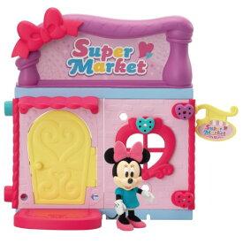 DH-02 ディズニーキャラクター DIYTOWN ミニーのスーパーマーケットおもちゃ こども 子供 女の子 人形遊び ハウス 5歳 ミニーマウス