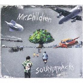 Mr.Children/SOUNDTRACKS《限定盤A》 (初回限定) 【CD+DVD】