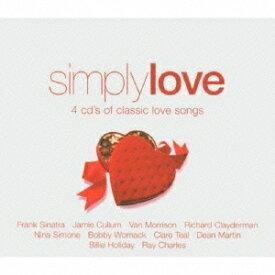 (V.A.)/SIMPLY LOVE 【CD】