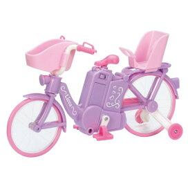リカちゃん LF-05 ラクラクおでかけ! 電動じてんしゃおもちゃ こども 子供 女の子 人形遊び 小物 3歳