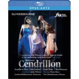 マスネ:歌劇≪サンドリヨン≫ 【Blu-ray】