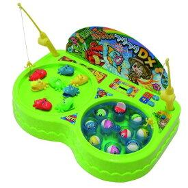 ワニくんさかなちゃん つりつりDXおもちゃ こども 子供 パーティ ゲーム 6歳