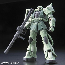 RG 1/144 MS-06F 量産型ザクおもちゃ ガンプラ プラモデル 機動戦士ガンダム