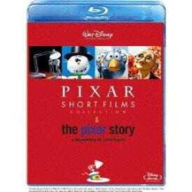 ピクサー・ショート・フィルム&ピクサー・ストーリー 完全保存版 【Blu-ray】