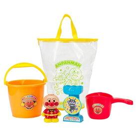アンパンマン おふろバケツセット おもちゃ こども 子供 知育 勉強 3歳