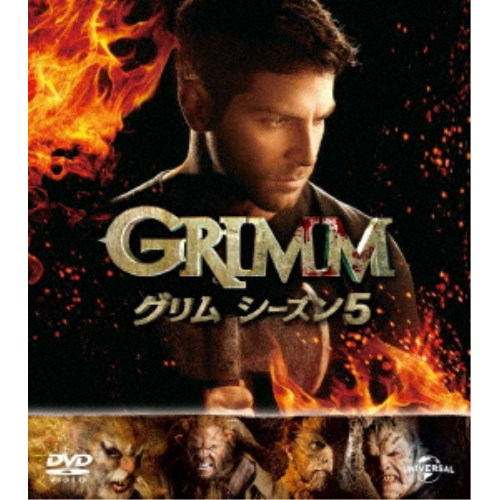 GRIMM/グリム シーズン5 バリューパック 【DVD】