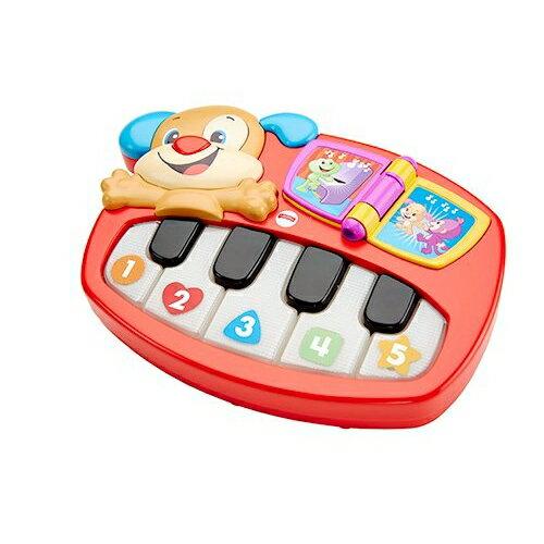 【送料無料】フィッシャープライス おしゃべりバイリンガル・ピアノ