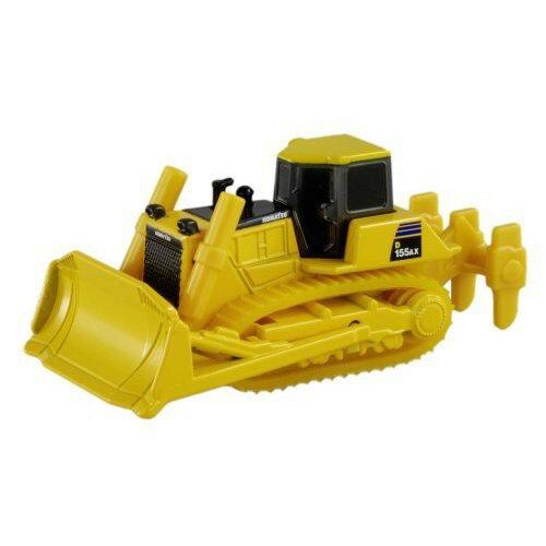 トミカ 056 コマツ ブルドーザ D155AX-6 おもちゃ こども 子供 男の子 ミニカー 車 くるま 3歳