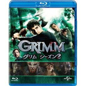 GRIMM/グリム シーズン2 バリューパック 【Blu-ray】