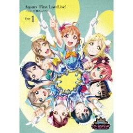 ラブライブ!サンシャイン!! Aqours First LoveLive! -Step! ZERO to ONE- Day1 【DVD】