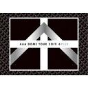 AAA/AAA DOME TOUR 2019 +PLUS《通常版》 【DVD】