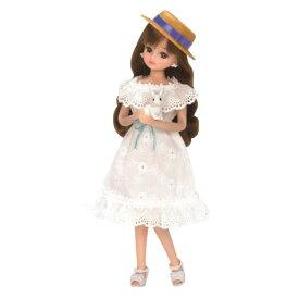 リカちゃん LD-07 うさちゃんとおでかけ おもちゃ こども 子供 女の子 人形遊び 3歳