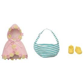 リカちゃん LW-23 みつごのあかちゃん スリング&おくるみセット おもちゃ こども 子供 女の子 人形遊び 洋服