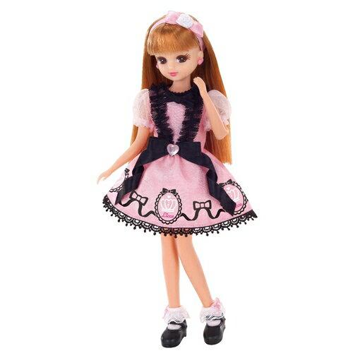 リカちゃん LD-10 すてきなリカちゃん おもちゃ こども 子供 女の子 人形遊び 3歳