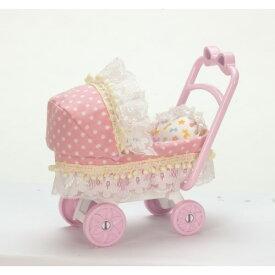 リカちゃん LF-11 みつごのあかちゃんベビーカー おもちゃ こども 子供 女の子 人形遊び 小物