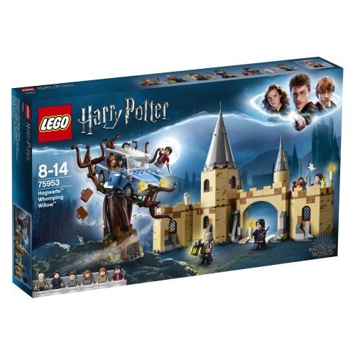 LEGO 75953 ハリー・ポッター 空飛ぶフォード・アングリア おもちゃ こども 子供 レゴ ブロック 8歳 ハリー・ポッターシリーズ