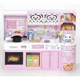 【送料無料】リカちゃん LF-06 おしゃべりいっぱいリカちゃんキッチン おもちゃ こども 子供 女の子 人形遊び 家具