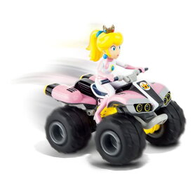 マリオカートバギーRCピーチ姫おもちゃ こども 子供 ラジコン 6歳 スーパーマリオブラザーズ
