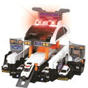 【送料無料】トミカ ビッグに変形! デカパトロールカー おもちゃ こども 子供 男の子 ミニカー 車 くるま 3歳