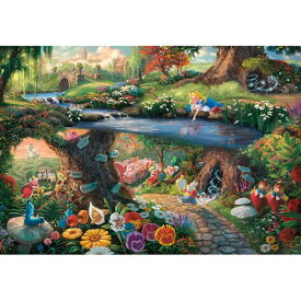 Alice in Wonderlandおもちゃ こども 子供 パズル 7歳