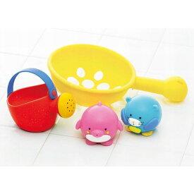 おふろで安心! やわらかおふろですくってネットセットおもちゃ こども 子供 知育 勉強 1歳6ヶ月