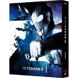 ウルトラマンZ Blu-ray BOX I 【Blu-ray】