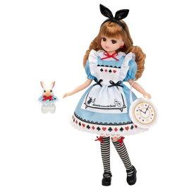 リカちゃん LW-14 不思議の国のリカちゃん おもちゃ こども 子供 女の子 人形遊び 洋服 3歳