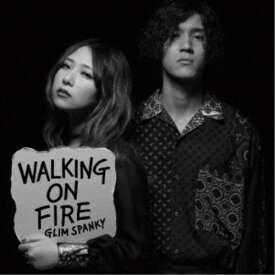 GLIM SPANKY/Walking On Fire《通常盤》 【CD】