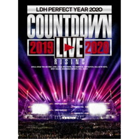 (V.A.)/LDH PERFECT YEAR 2020 COUNTDOWN LIVE 2019→2020 RISING 【DVD】